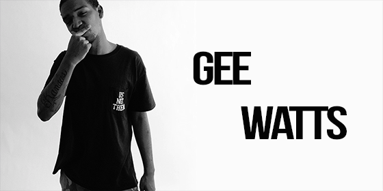 Editorial Gee Watts