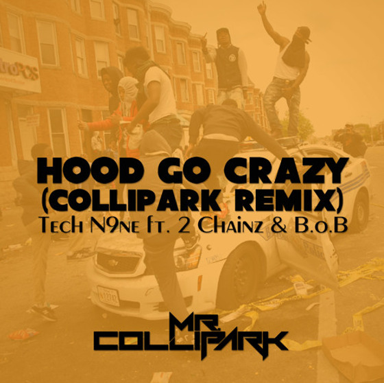 Hood Go Crazy Collipark Remix