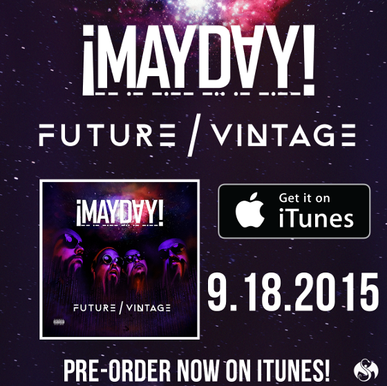 Mauyday Future Vintage iTunes