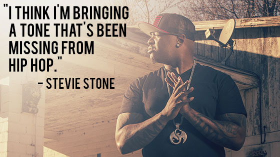 Stevie Stone Quote