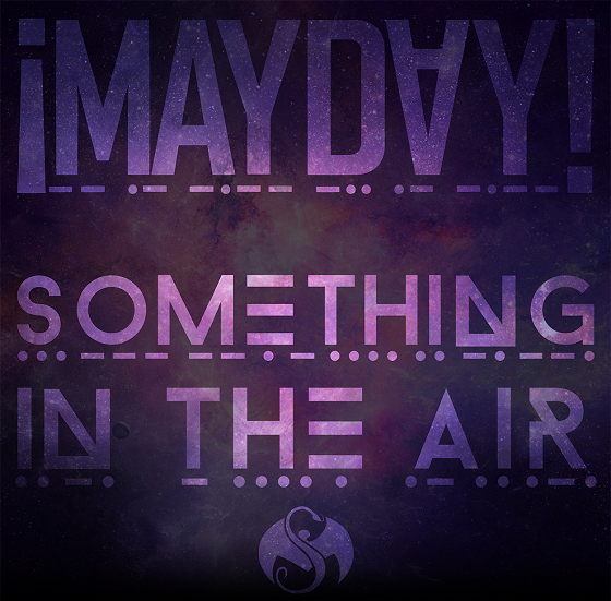Something In The Air Cover Artwork blog