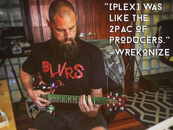 Plex Quote Wrekonize