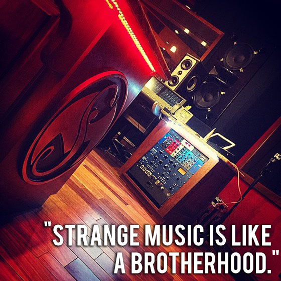 Strange Music Brotherhood