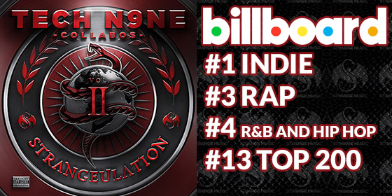 Strangeulation II Billboard