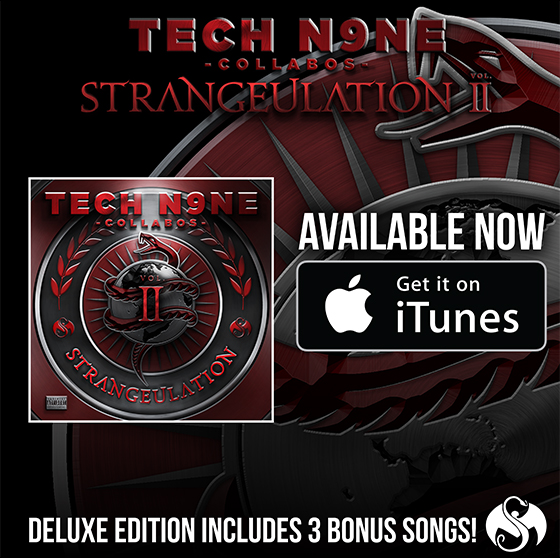 Tech N9ne Strangeulation II