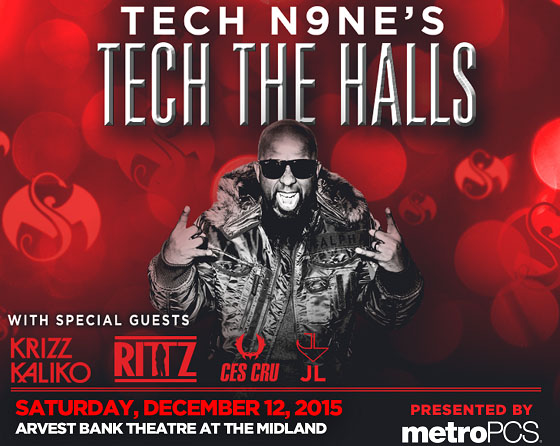 Tech the Halls BLOG