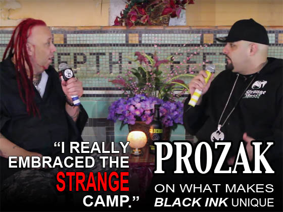 Prozak - Wolfpac Interview1
