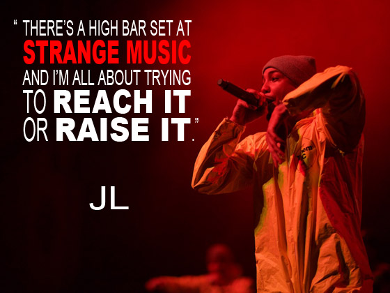 JL High Bar Quote