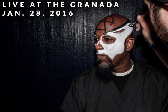 Tech N9ne live at the granada