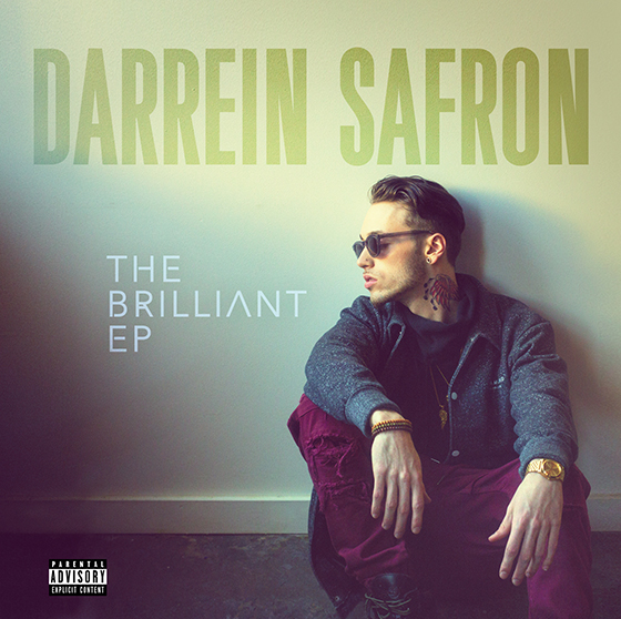 DARREIN THE BRILLIANT EP