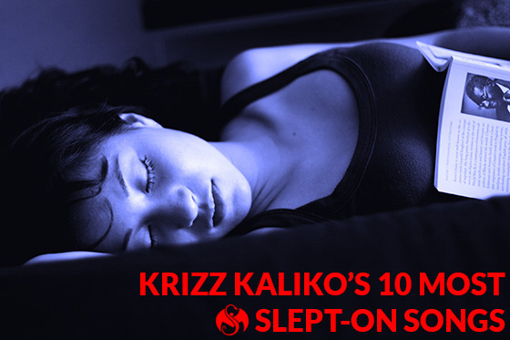 Krizz Kaliko Slept On Songs copy