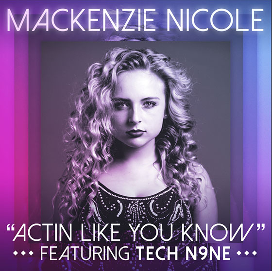 Mackenzie Nicole Actin Like You Know