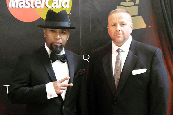 Tech N9ne Travis O'Guin Grammy Awards