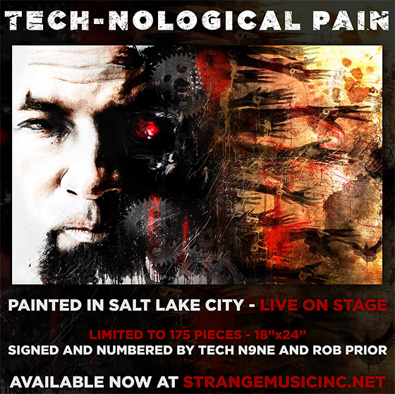 Rob Prior - Tech-Nological Pain - BLOG