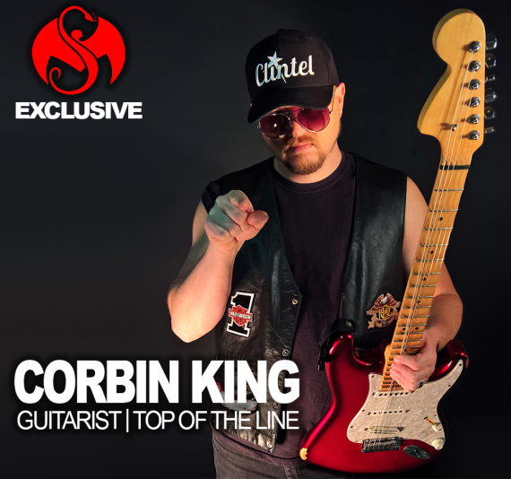 Corbin King - Exclusive Header Image