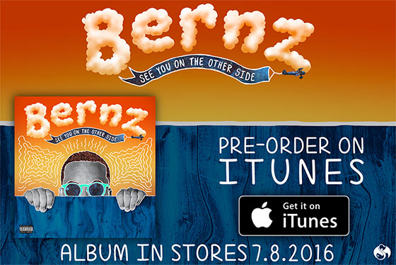 iTunes preorder Bernz for blog2