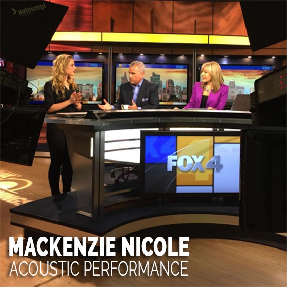 Fox4kc - mackenzie - acoustic performance