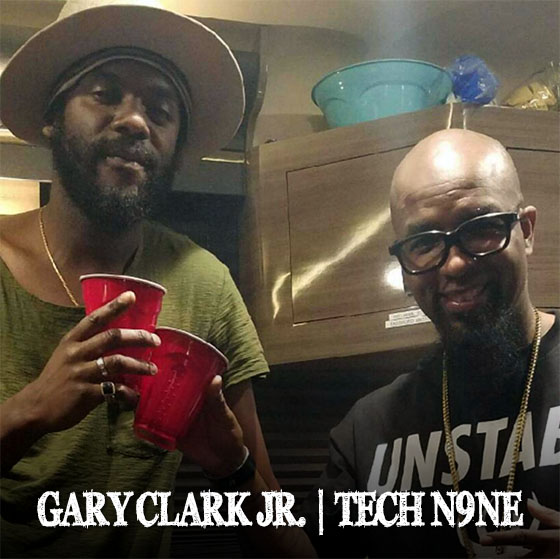 Gary Clark Jr & Tech N9ne - header image