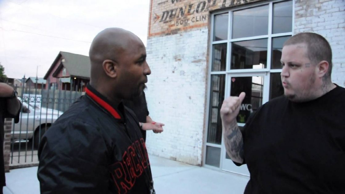 Tech N9ne Teases Collaboration With Jelly Roll